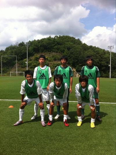 Iリーグ中国2011 第6節 vs吉備(2011:9:10 sat)2/2