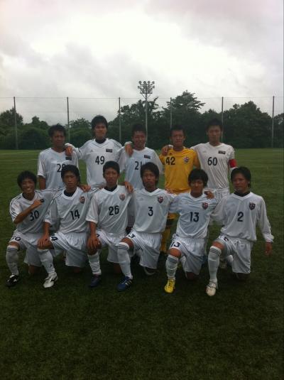 Iリーグ中国 2011 第7節 vs修道B(2011:9:17 sat)1/2