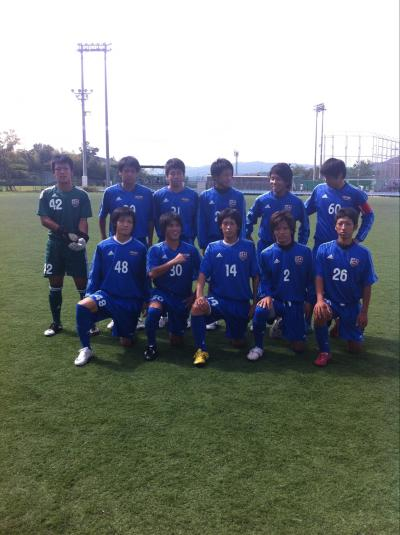 Iリーグ中国2011 第9節 vs平大(2011:10:1 sat)1/3
