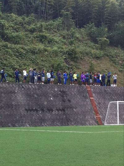 Iリーグ 第10節 vs徳山B 2/2(2011:10:15 sat)