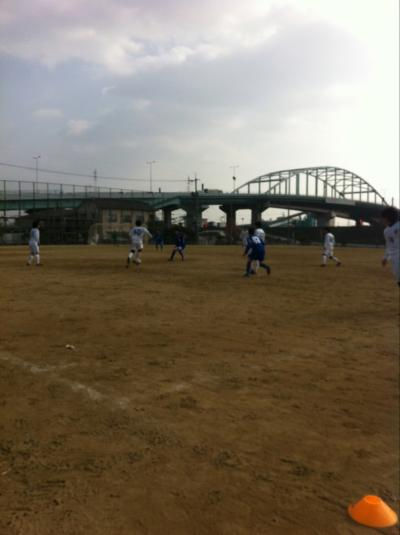 TM vs開星高校(2012:1:14 sat)@手城G