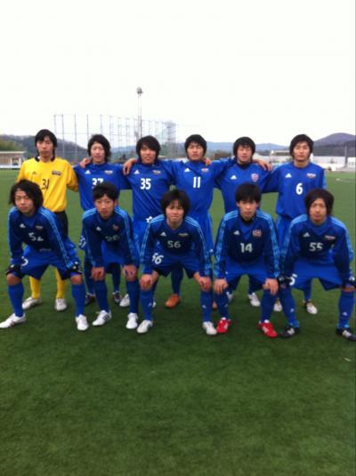 第21回 仁紫カップ/予選リーグ vsジャンガ(2012:1:29 sun)1/2