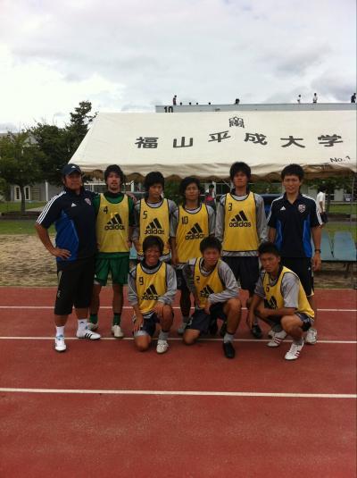 2011 中国L 第9節 vs広大(2011:9:18 sun)2/3