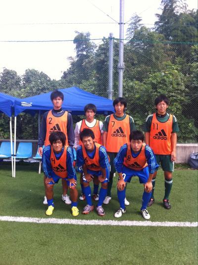Iリーグ中国2011 第9節 vs平大(2011:10:1 sat)2/3