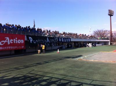 第60回 全日本大学選手権 1回戦 vs専修大学(2011:12:18 sun)3/4