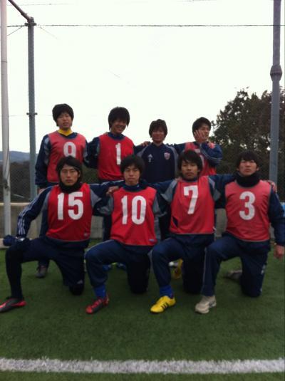 第21回 仁紫カップ/予選リーグ vsジャンガ(2012:1:29 sun)2/2