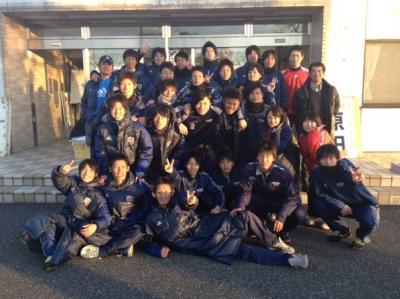 第60回 全日本大学選手権 1回戦 vs専修大学(2011:12:18 sun)4/4