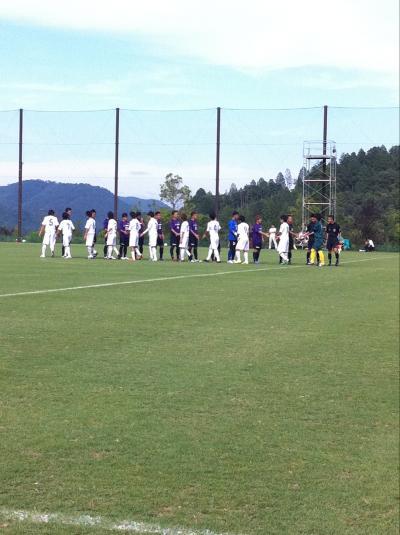 2011サテライトリーグ vsサンフレ(2011:8:7 sun)