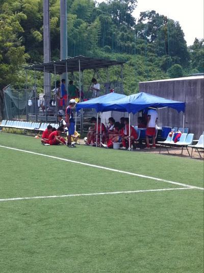 TM vs市立西宮高校(2011:8:8 mon)1/2