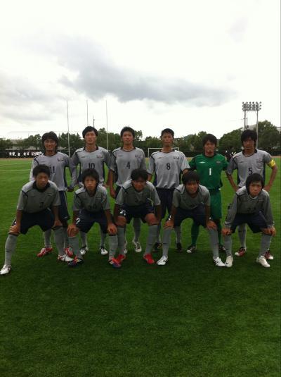 2011 中国L 第9節 vs広大(2011:9:18 sun)1/3