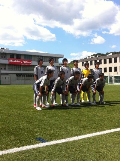 2011 中国L 第10節 vs徳山大(2011:9:23 fri)1/5