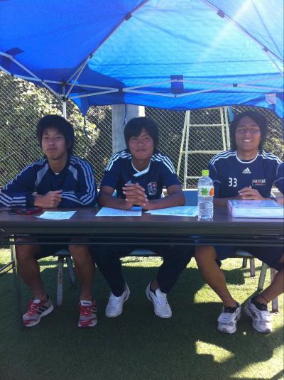 Iリーグ中国 第8節 vs広大A(2011:9:24 sat)3/3
