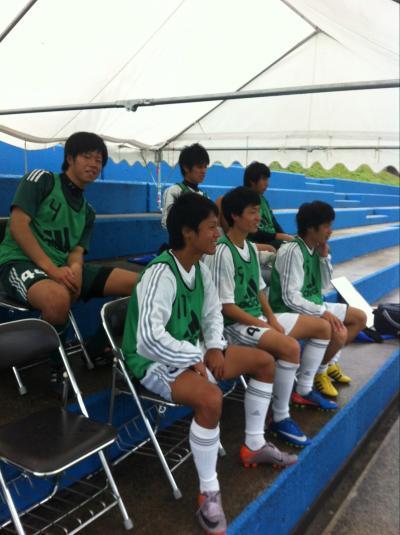 Iリーグ中国2011/第11節 vs広島経済大学B(2011:10:22 sat)2/2