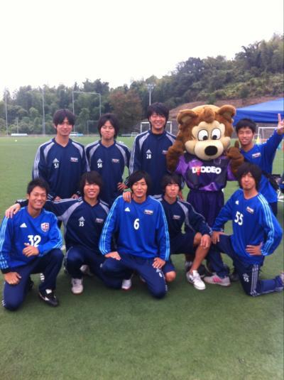 サンフレッチェ広島ファミリーサッカースクール/創建ホームプレゼンツ(2011:11:3 thu)2/6