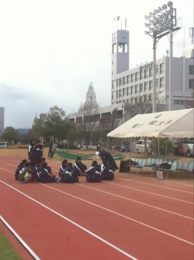 TM vs山陽高校(2011:12:23 fri)