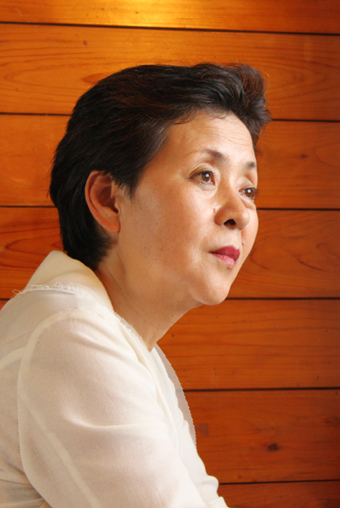 吉村美幸さん20100821撮影