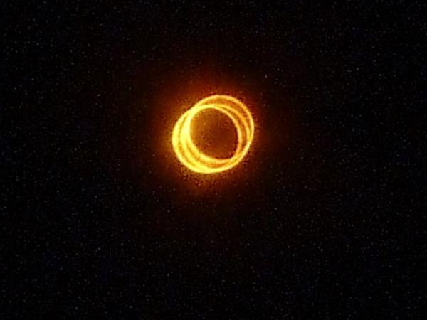 金環日食120521