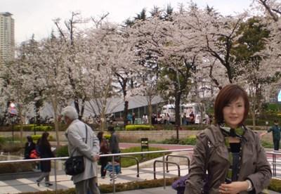 403ミッドタウン桜2