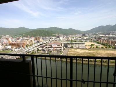 523マンション風景