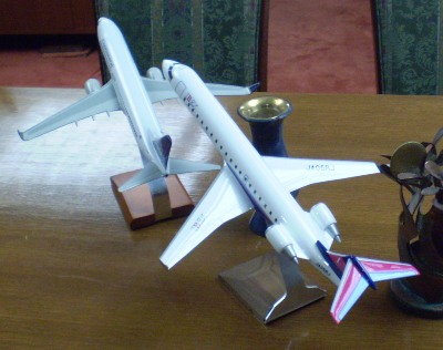 910県知事室飛行機
