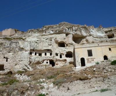 トルコ洞窟