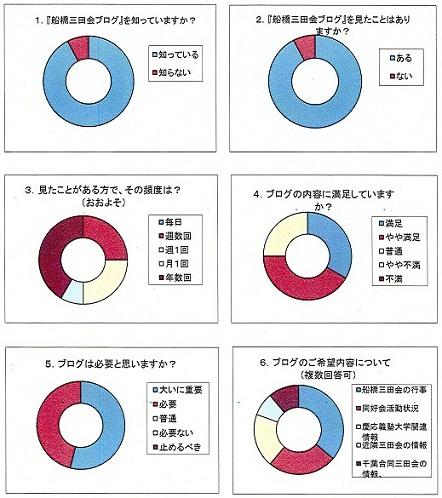 アンケート結果グラフ縮小