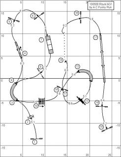 AG1コース図