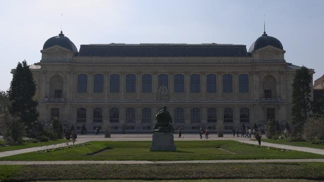 国立自然史博物館:進化大陳列館
