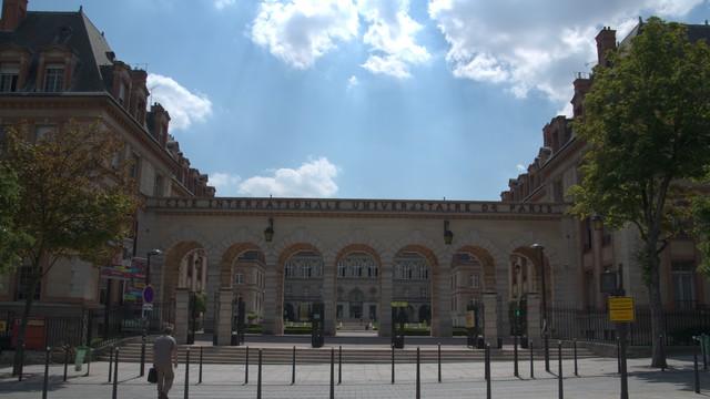パリの国際大学都市
