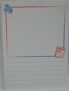 英語で絵日記