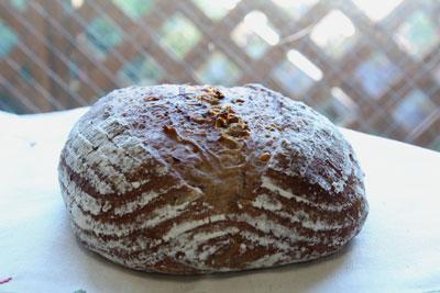 栗のパン-2