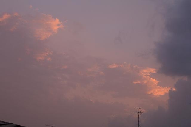 20101211 4時過ぎ夕空2_R