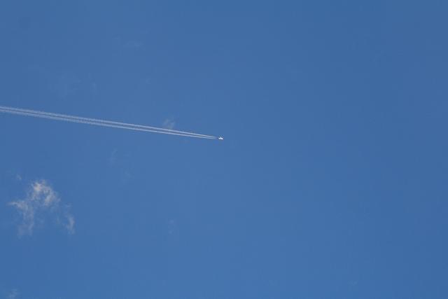 0718 ひこうき 雲