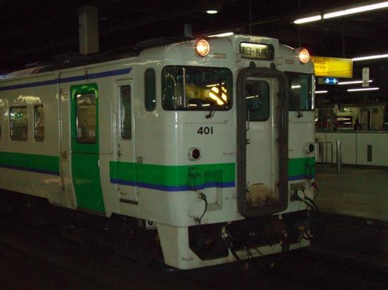 th_th_キハ40 札幌