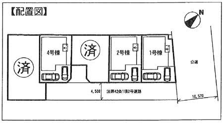 寿町2配置図