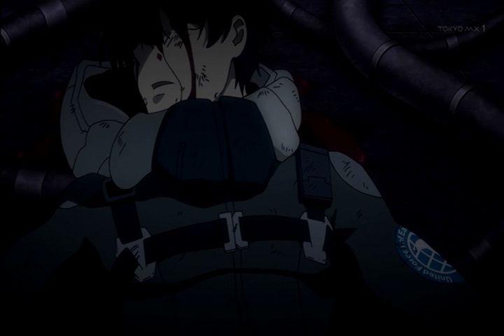 アルド 12 伊奈穂 死んでいる