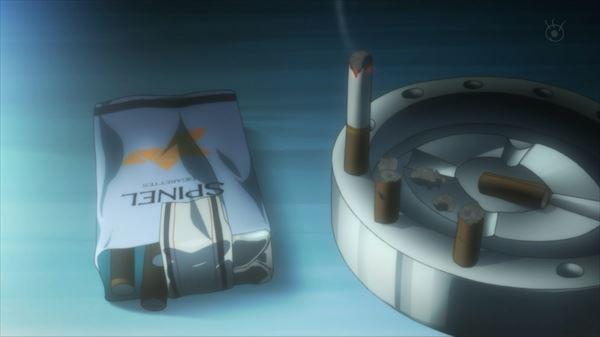 2 タバコ 灰皿