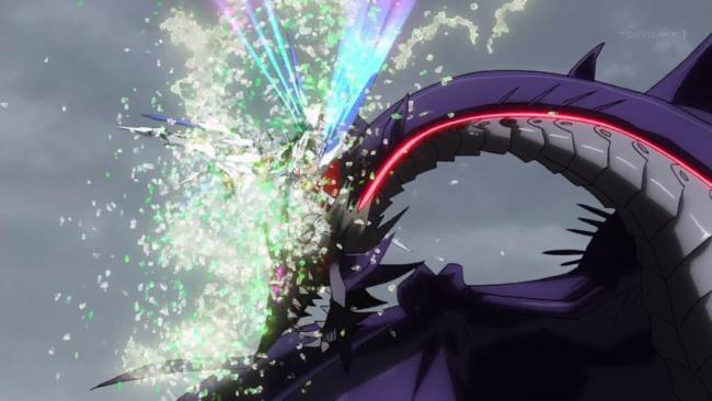 アンジュ 3 機体覚醒 ドラゴンに一撃