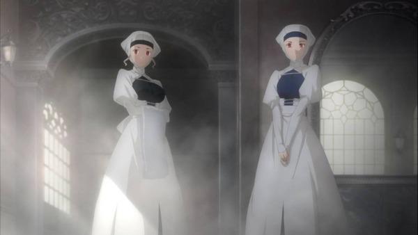 4 イリヤの侍女