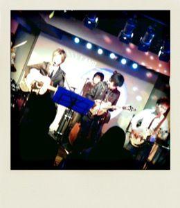 新バンド・Dolce