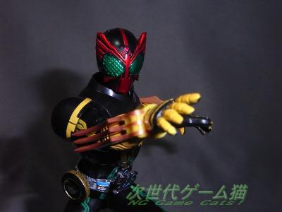 SHフィギュアーツ仮面ライダーオーズタトバコンボ