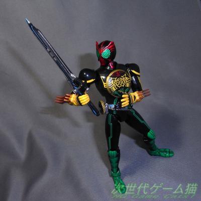 SHフィギュアーツ仮面ライダーオーズタトバコンボ・メダジャリバー