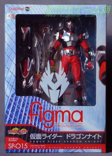 figma仮面ライダードラゴンナイト01