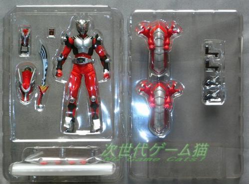 figma仮面ライダードラゴンナイト05