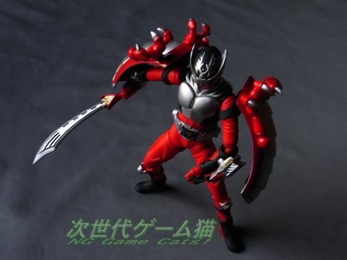 figma仮面ライダードラゴンナイト32