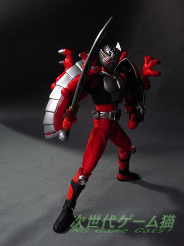 figma仮面ライダードラゴンナイト34