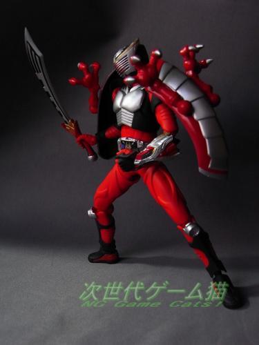figma仮面ライダードラゴンナイト35