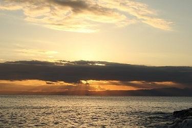 2011夕陽