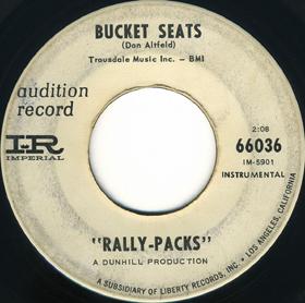 bucketseats