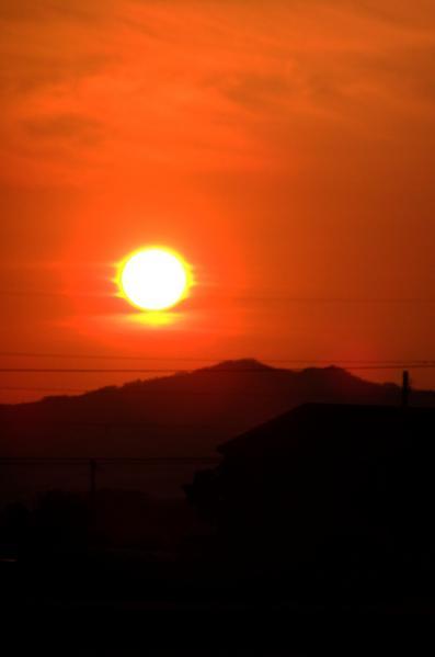赤い朝02